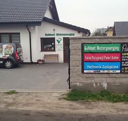 Budynek Gabinetu Weterynaryjnego Pako