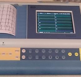 Sprzęt do badań EKG