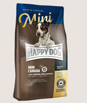 happy-dog-trockenfutter-hund-mini-canada-packages