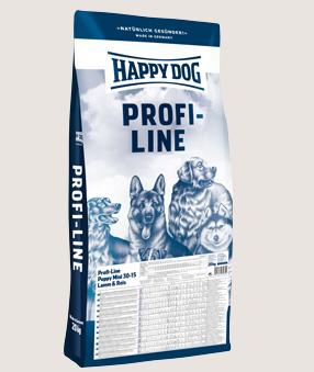 happy-dog-trockenfutter-profi-linie-puppy-mini-packages